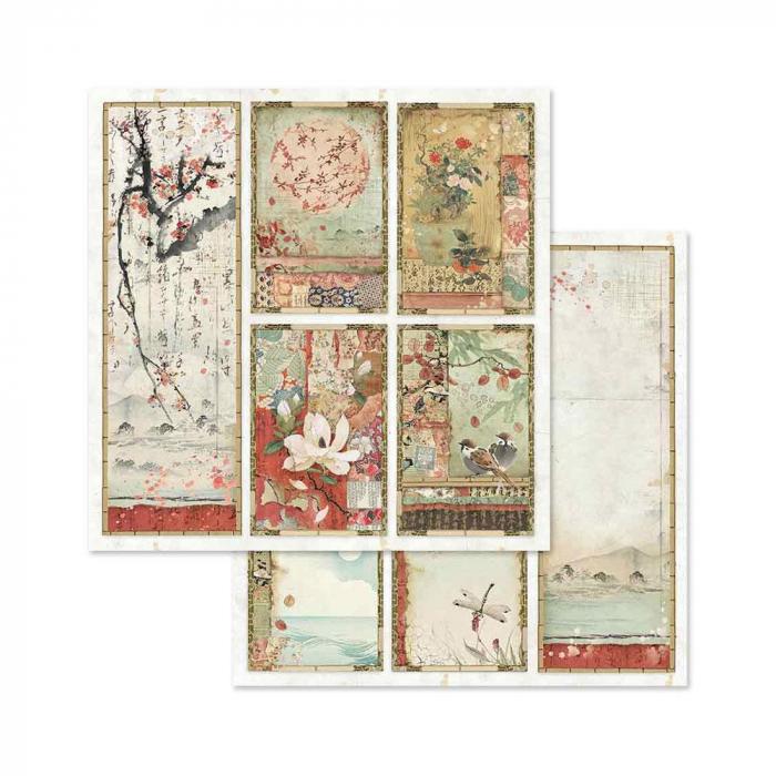 album-scrapbooking-oriental-garden-sbbl58-stamperia 8