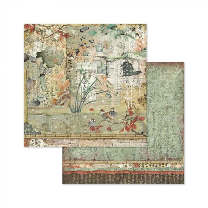 album-scrapbooking-oriental-garden-sbbl58-stamperia 6