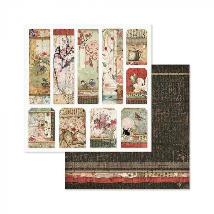 album-scrapbooking-oriental-garden-sbbl58-stamperia 10
