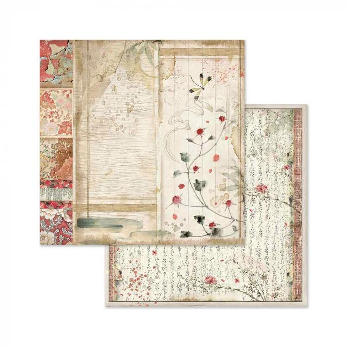 album-scrapbooking-oriental-garden-sbbl58-stamperia 3
