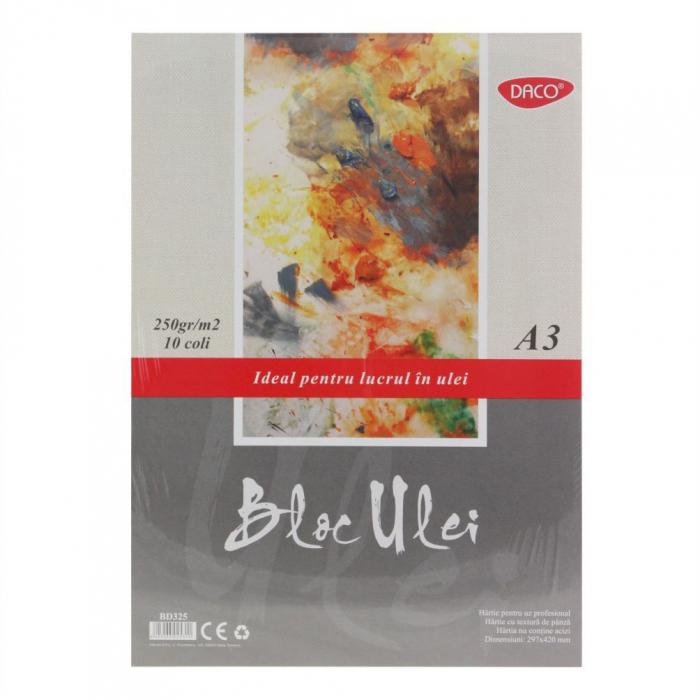 bloc-pictura-ulei-250-g-daco 1