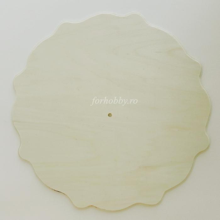 cadran-ceas-DIY-din-lemn-rotund-cu-margini-șerpuite 0