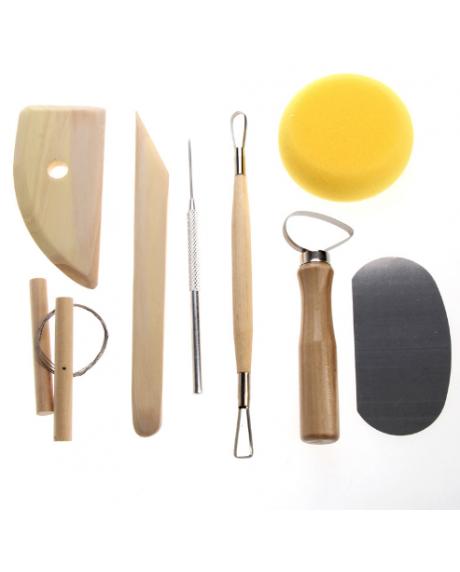 Set unelte de olarit modelaj 8 buc 1
