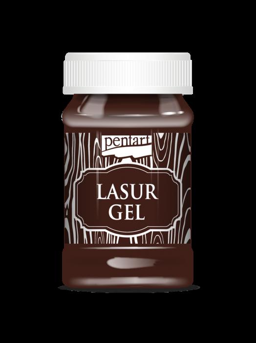 Lazura gel Castan