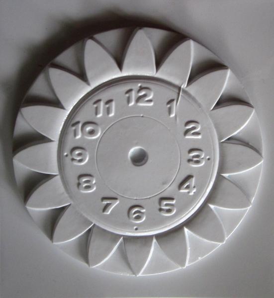 Matrita pentru turnat - Ceas soare 0