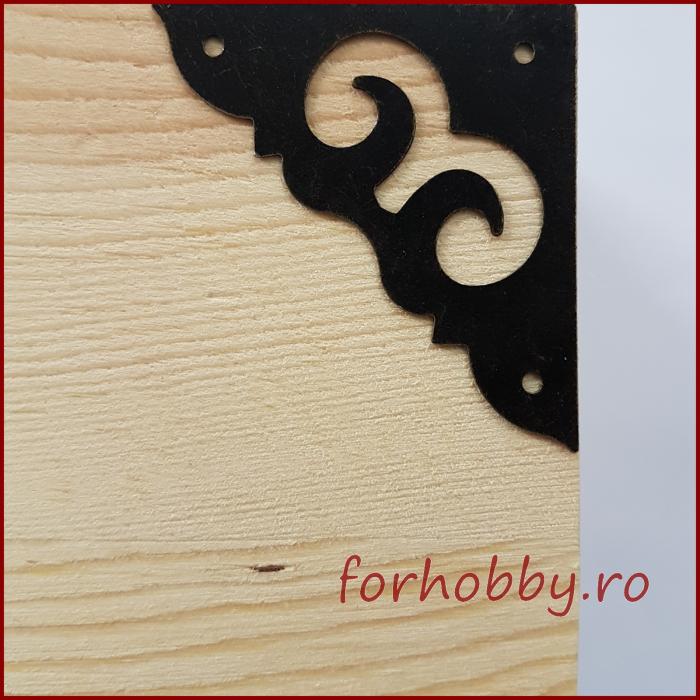 Colt ornamental metalic 1