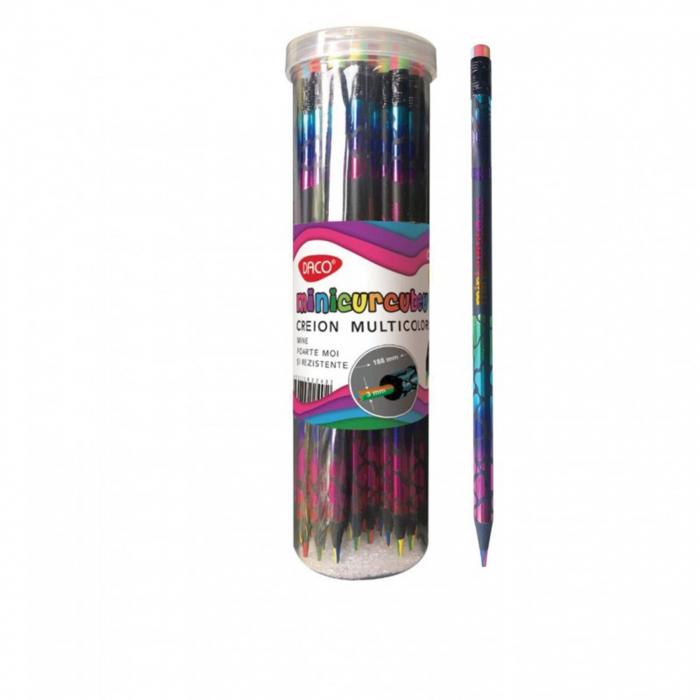 Creion multicolor Daco 0