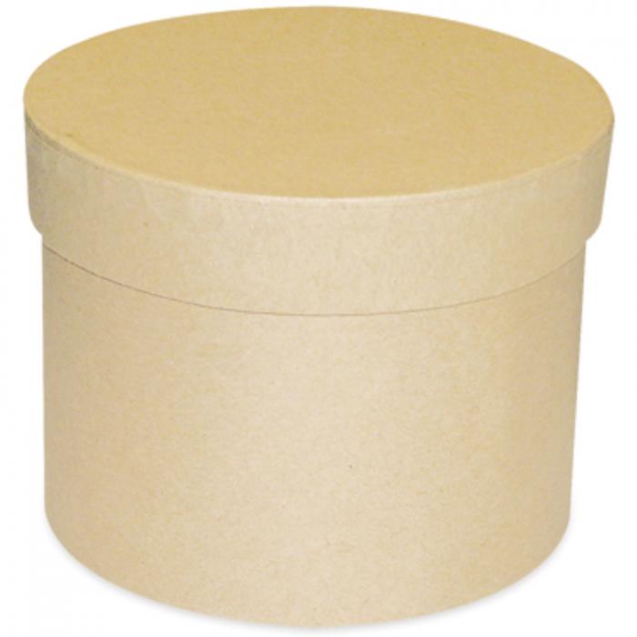 cutie-rotunda-din-carton-10x8cm-stamperia-7580 1