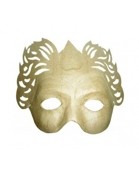 Masca venetiana din carton presat darna
