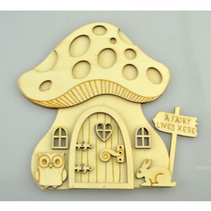 decoratiune-din-lemn-casa-ciuperca-354006 0