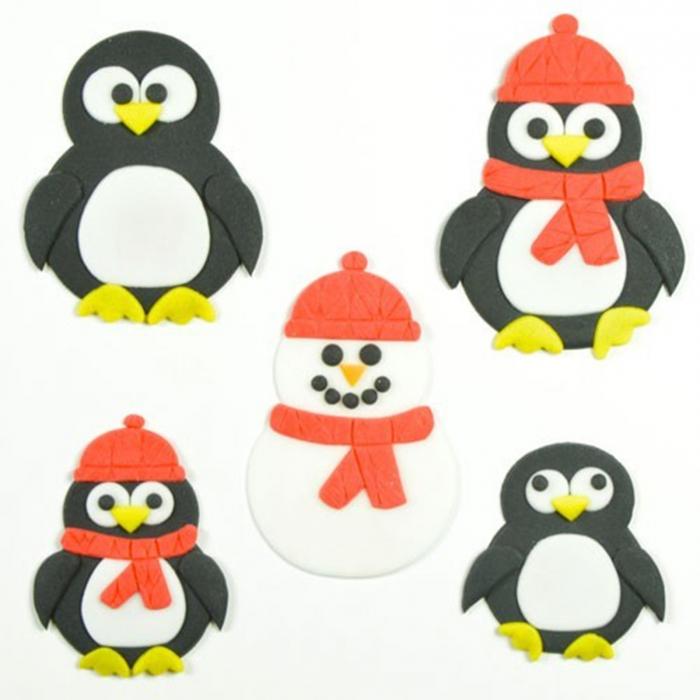 decupator-simplu-pinguini 1