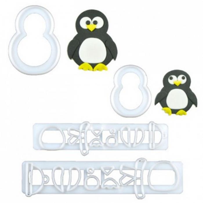 decupator-simplu-pinguini 0