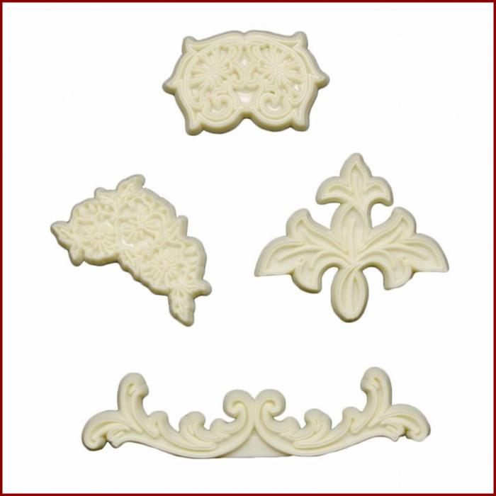Decupator - Ornamente panselute 0