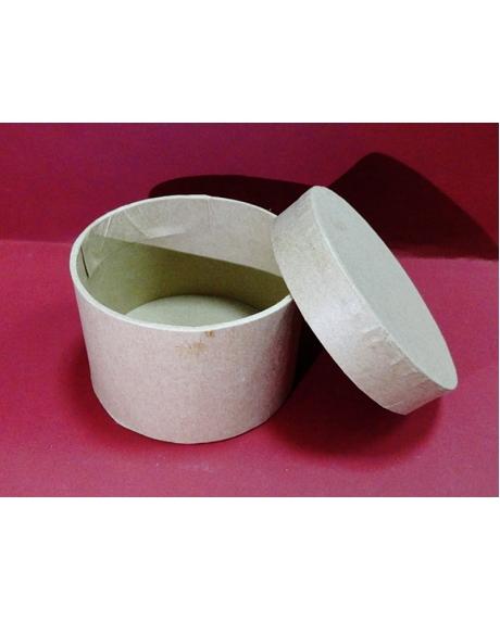 cutie-rotunda-din-carton-8x5cm-stamperia-7600 0