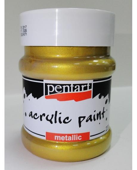 Vopsea acrilica aur antic (230 ml) 0