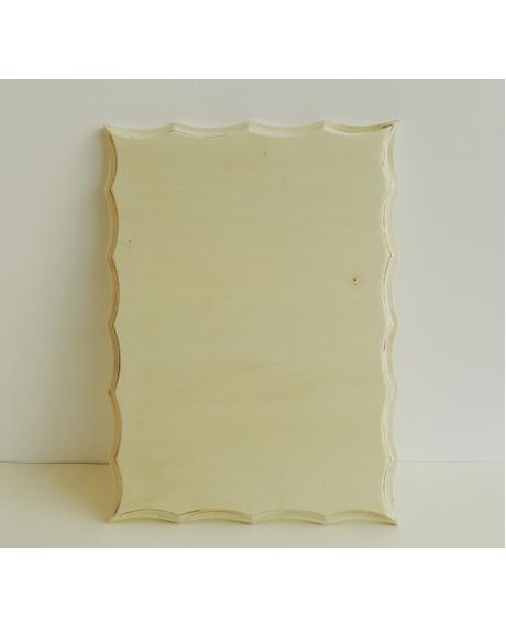 Placa lemn 30x22 cm 0