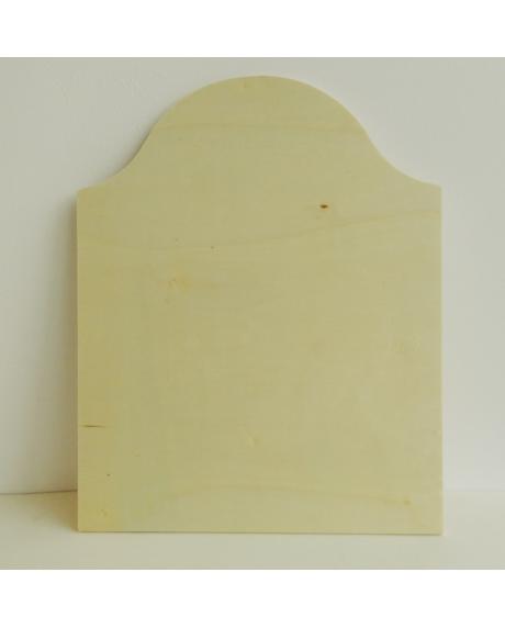 Placa lemn 25x31 cm 0