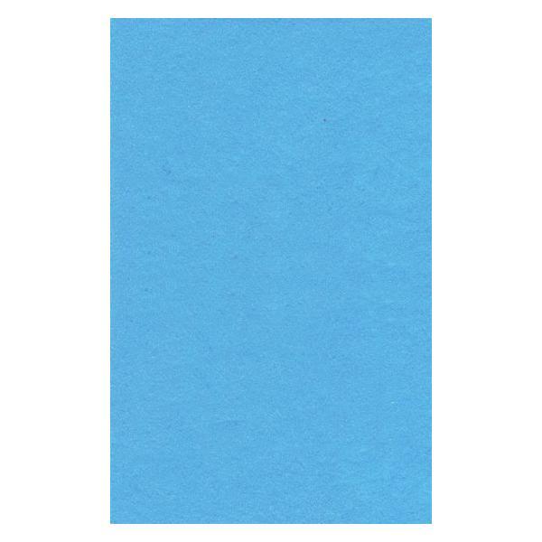 Fetru A4, albastru deschis, apretat 0
