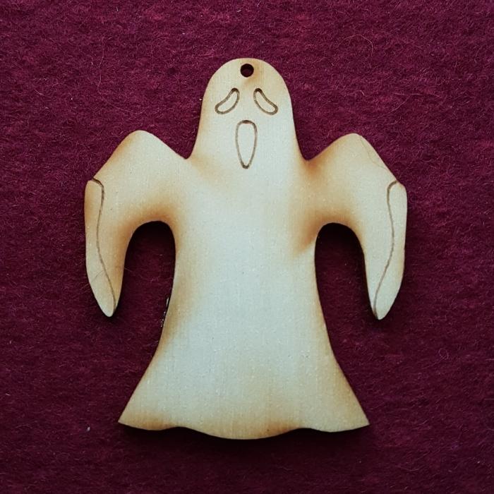 Figurina din lemn-  Fantoma 0