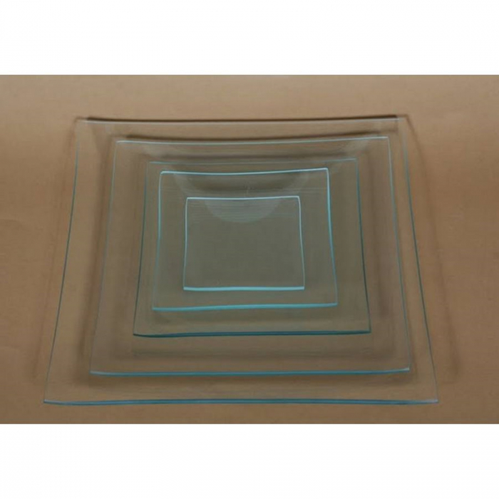 farfurie-sticla-decorativa-patrata-10-15-20-25-30cm 1