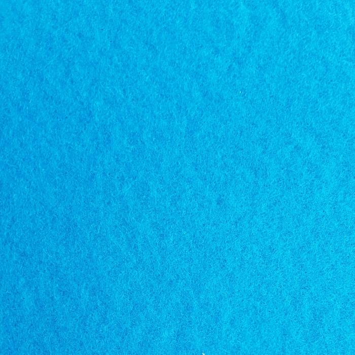 Fetru A4, albastru deschis, autoadeziv