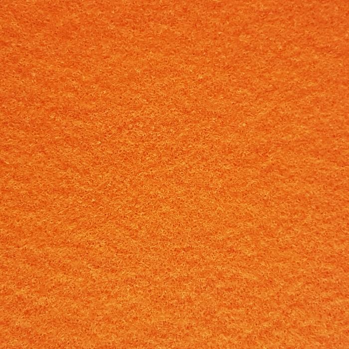 Fetru autoadeziv portocaliu A4 0