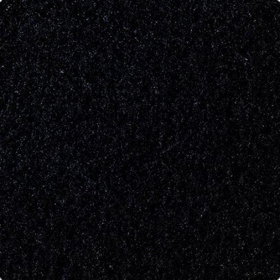 Fetru coala 40x50 cm negru 3 mm grosime 0