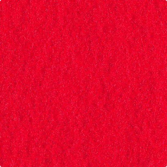 Fetru coala 40x50 cm rosu 3 mm grosime 0