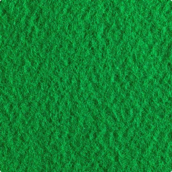 Fetru coala 40x50 cm verde 3 mm grosime 1