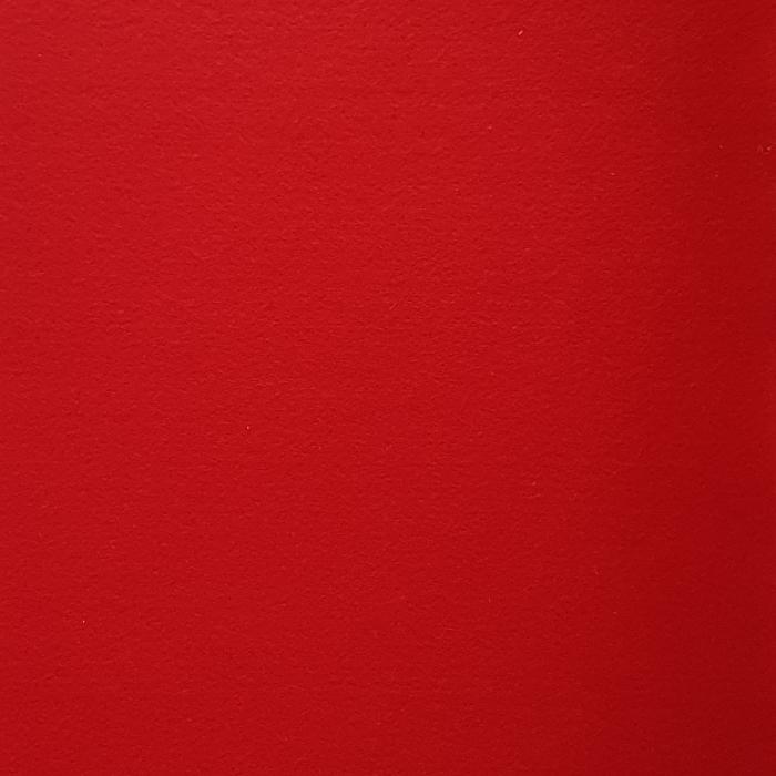 Pasla Fetru 100x100cm/2mm rosu semirigid 0