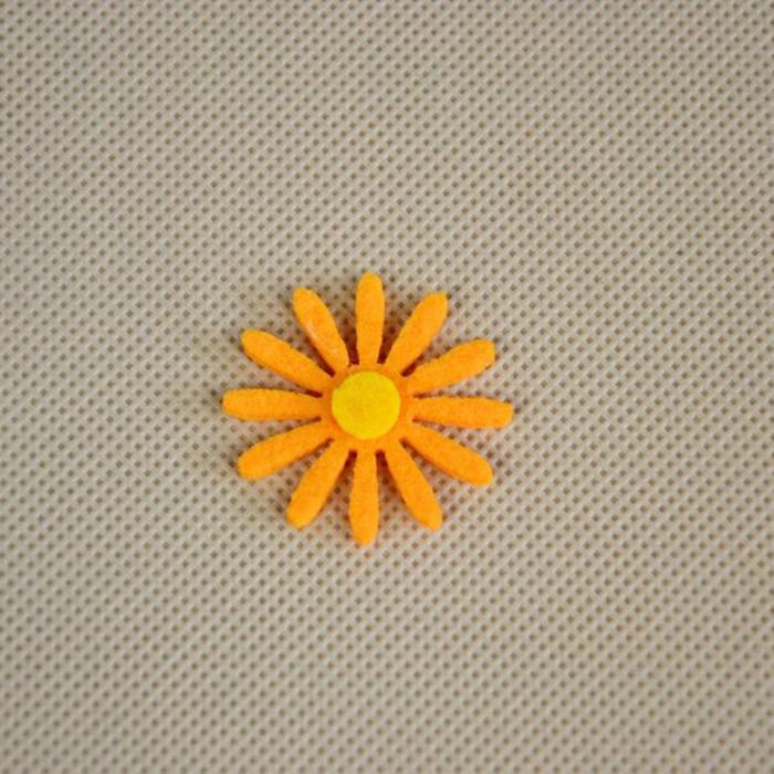 figurine-din-fetru-set-5-flori-portocalii 0