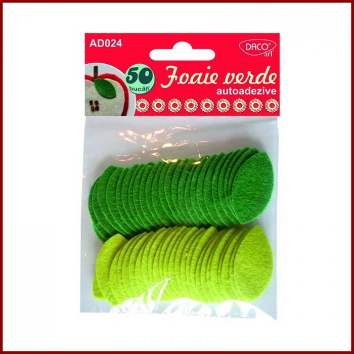 accesorii-craft-ad024-foaie-verde-aa-pasla-daco 0