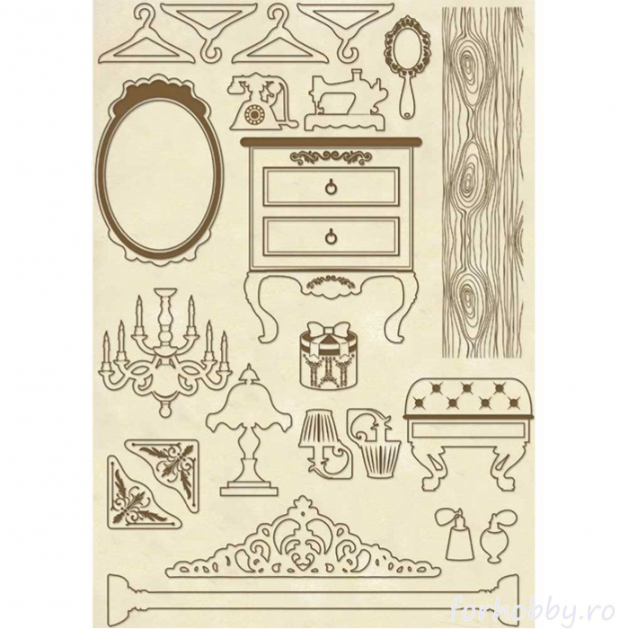 figurine-lemn-mobilier-stamperia-klsp049 0