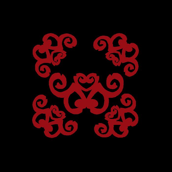Forme din HDF - Model decorativ 3 0