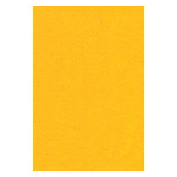 Fetru A4, galben soare, 2 mm grosime, apretat 0