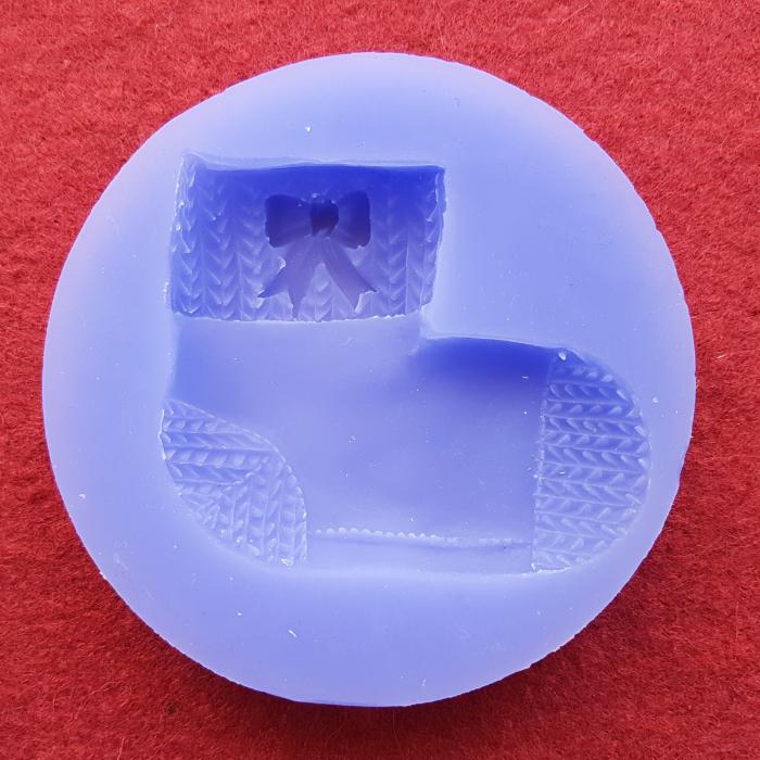 Mulaj din silicon in forma de soseata 0
