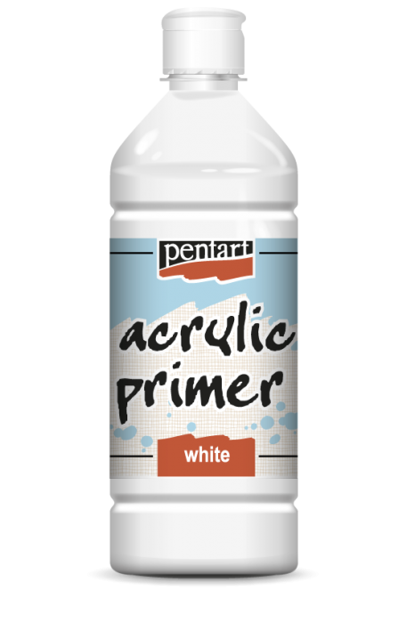 Grund (primer) acrilic - Alb 1000ml