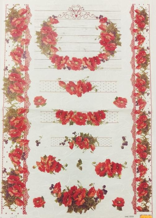 hartie-de-orez-decomania-floare-de-mac-5333 0