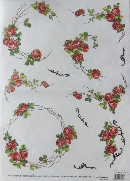 hartie-de-orez-decomania-trandafiri-5020 0
