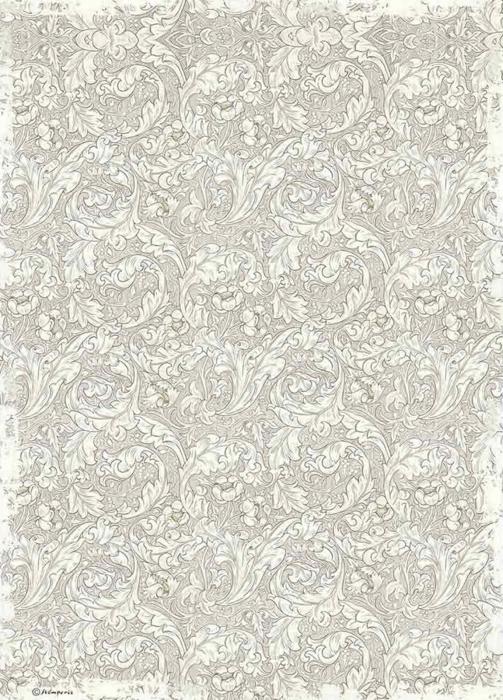 hartie-de-orez-stamperia-tapet-ornamental-dfsa3068 0