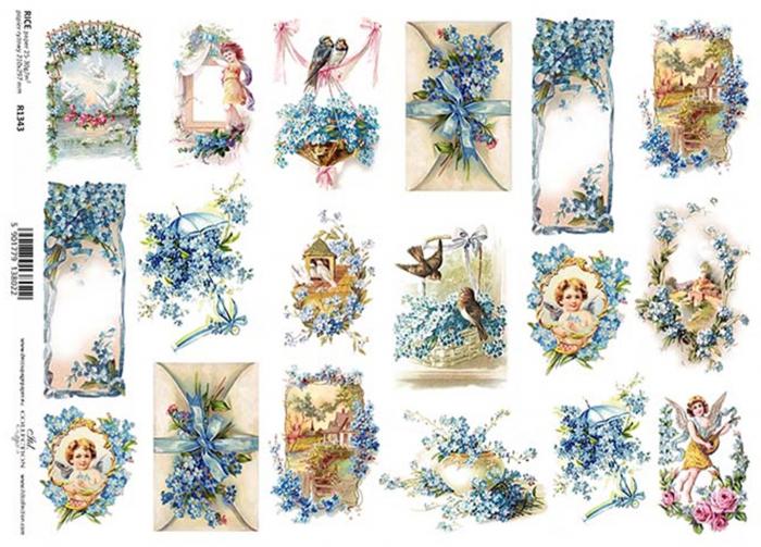 hartie-de-orez-albastrele-itd-collection-r1343 1