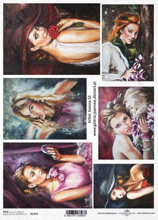 hartie-de-orez-portrete-itd-collection-r1245 0