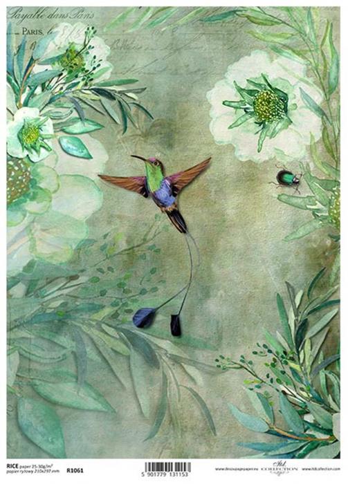 hartie-de-orez-colibri-itd-collection-r1061 0
