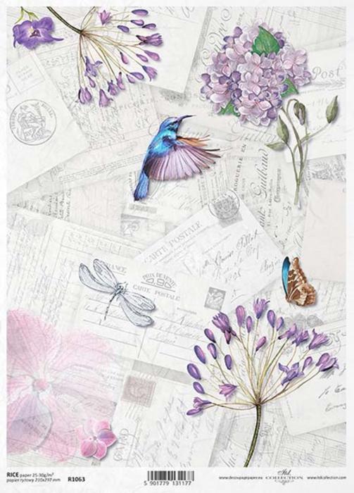 hartie-de-orez-colibri-itd-collection-r1063 0