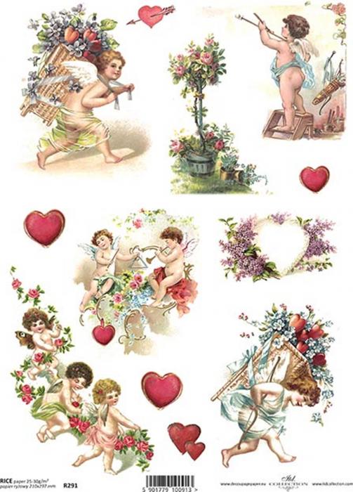 hartie-de-orez-de-cupid-itd-collection-r0291 0