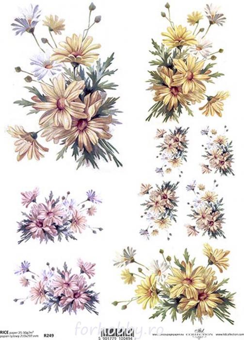 hartie-de-orez-flori-itd-collection-r0249 0