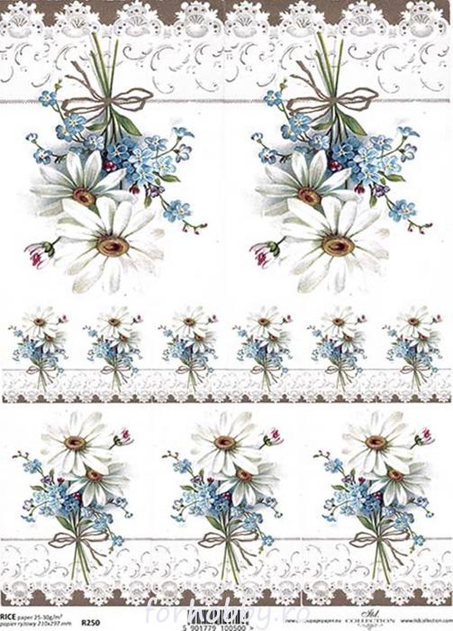 hartie-de-orez-flori-itd-collection-r0250 0