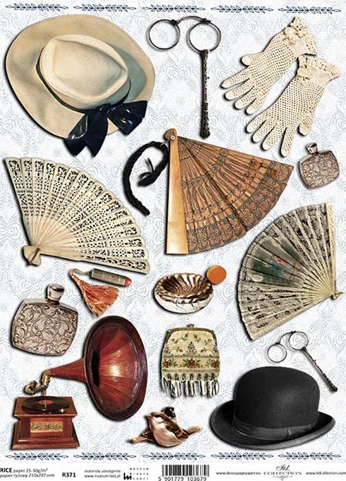hartie-de-orez-accesorii-vestimentare-itd-collection-r371 0