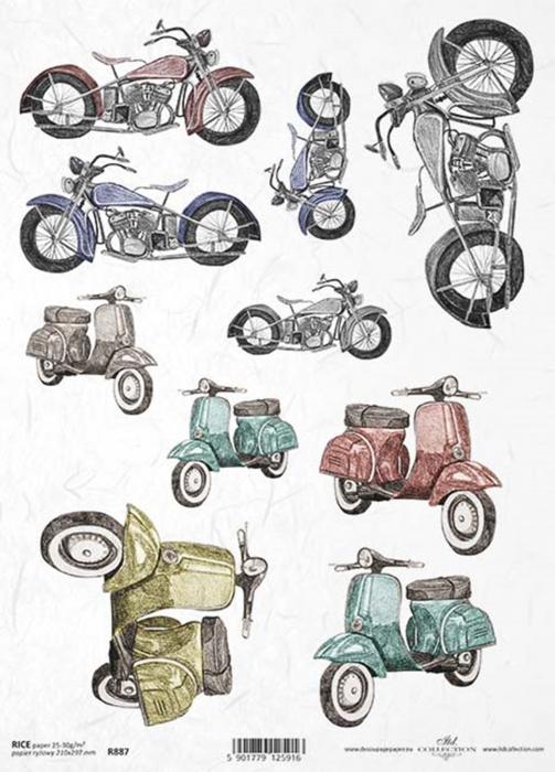 hartie-de-orez-masini-de-epoca-itd-collection-r0887 0