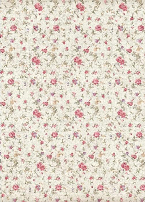 hartie-de-orez-a4-stamperia-tapet-cu-trandafiri-dfsa4401 0